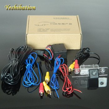 Yeshibation HD Back Up Reverse Camera 12V DC Relay Capacitor / Filter / Rectifiers For Ford Fiesta ST / Classic / Ikon 2002~2008 фото