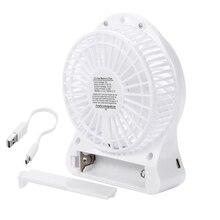 Portable Solar Powered Fan