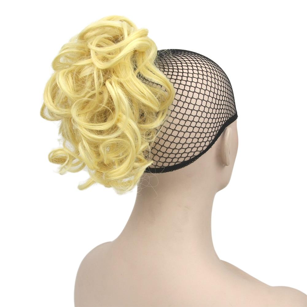soowee synthetic hair short curly