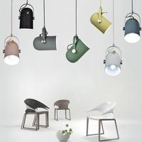 Nordic Contracted Droplight Angle Adjustable E27 Small Pendant Lights Home Decor Lighting Lamps And Lanterns