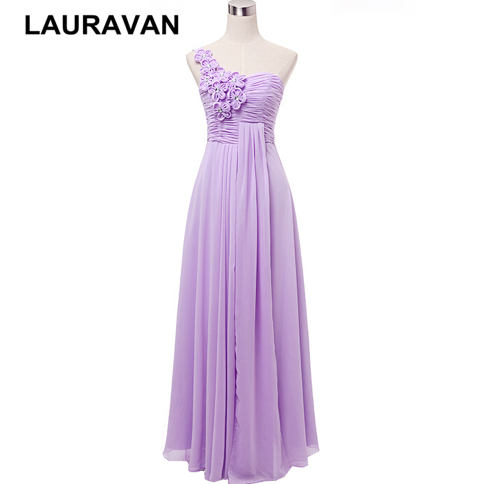 cheap lavender lilac plus size brides maid   dress   light purple one shoulder sweetheart   bridesmaid     dresses   for   bridesmaids   gown