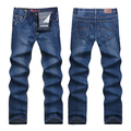 Frete grátis plus Size XXL 4xl 6xl 8XL 38 - 50 Mens Big Size marca de Jeans Jean calça Casual verão Slim Fit calças para homem