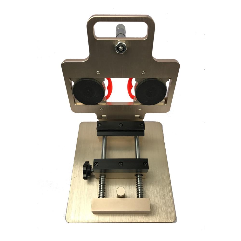 UUS LCD-demonteerimismasina kasutusjuhend A-kaadri eraldaja täpselt mobiiltelefonide intelligentseks parandamiseks