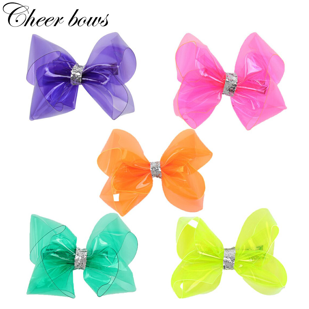 jelly bows waterproof bows plastic bows Pool bows