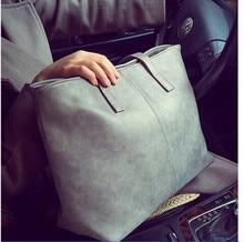 Nesest мода сумка кожа pu большие сумки все-матч краткое одно плечо женские сумки старинные t-8865