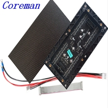 Coreman High Contrast full color 2121 p3 smd 3in1 rgb led module display p3 p4 p5 p6 HD rental led c