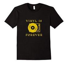 """""""Vinyl is Forever"""" men's t-shirt"""