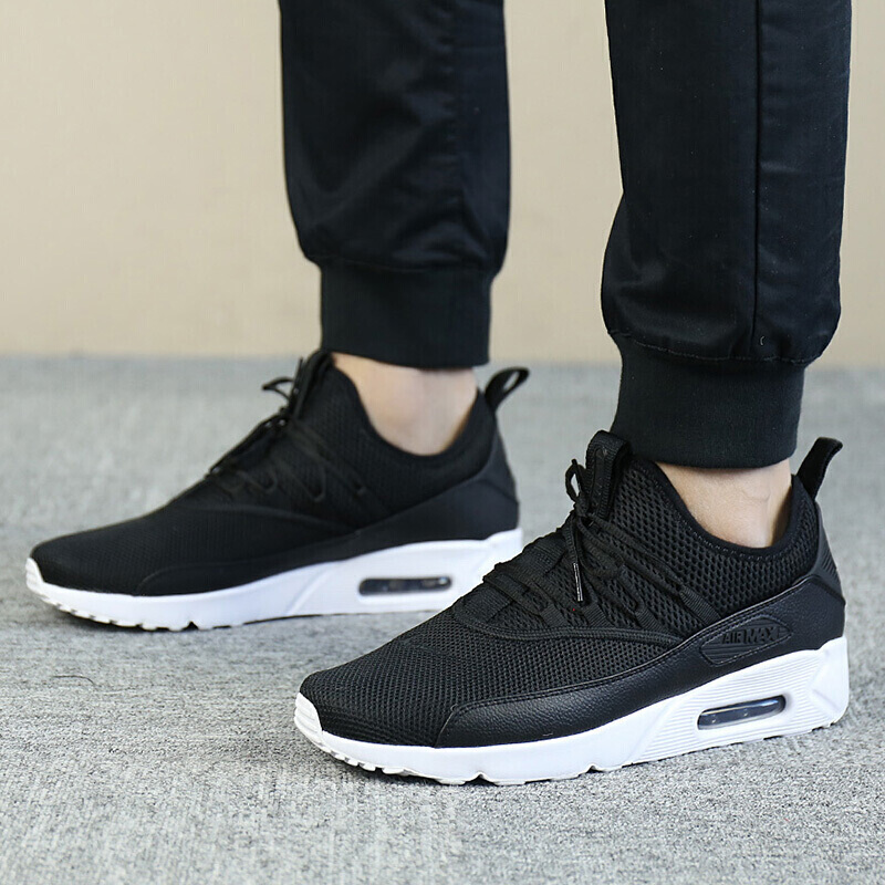 online store 3a123 30c36 US $73.0 75% OFF|Original Authentic NIKE AIR MAX 90 EZ Rubber Men's Running  Shoes Breathable Cushioning Sport Good Quality Outdoor SneakersAO1745-in ...