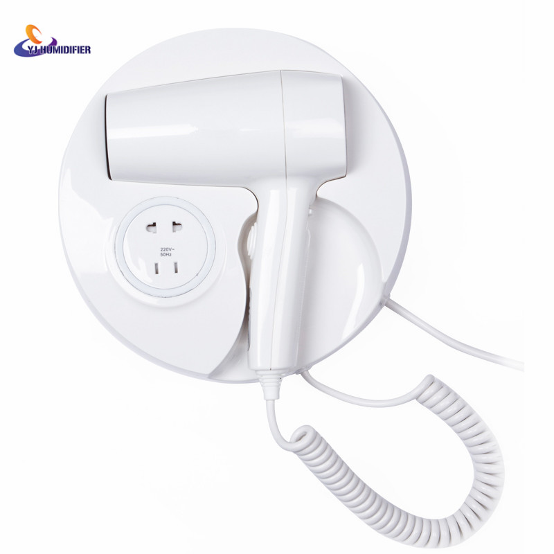 1200W Hotel Bathroom Home Bathroom Hair Dryer Dry Skin Hanging Wall Hanging Hair Dryer For 220v itas7721 hanging hair dryer dry skin brand hotel guest room wall type dryer intelligent control drier
