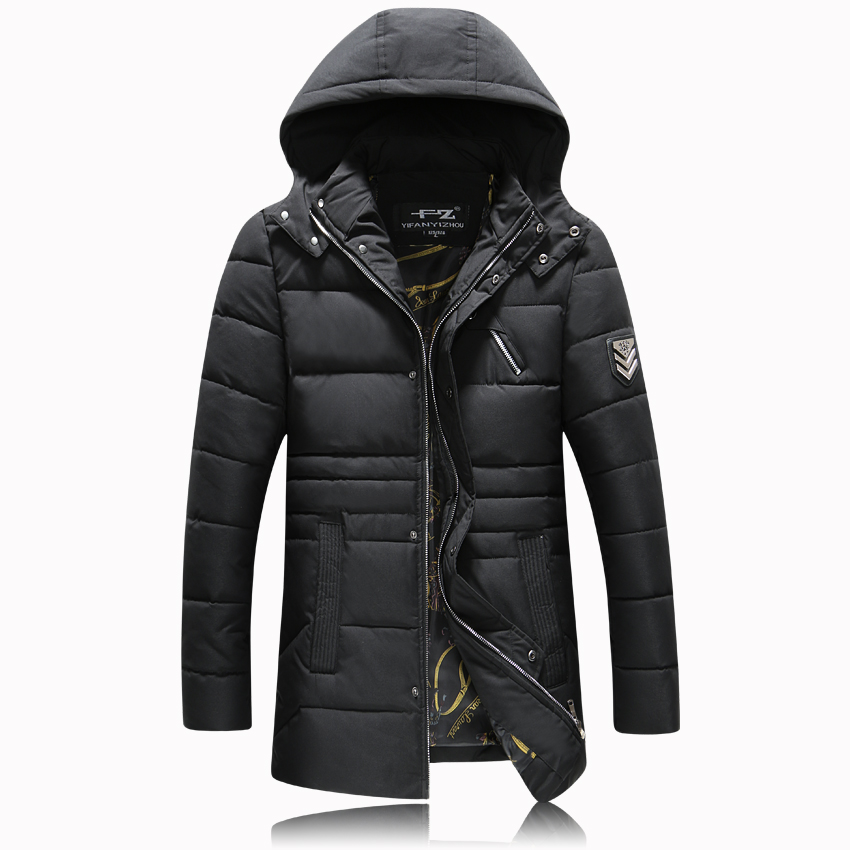 Подробнее о 2016Men winter Warm Hooded Down jacket Jaqueta Good Quality Male Large size Outwear Coats Against the cold Jackets Down & Parkas 2017 men winter jacket hooded cotton down warm jackets and coats male casual thick outwear men