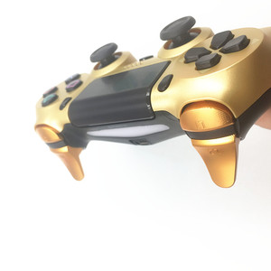 Image 2 - PS4 V1 Metal Aluminum L1 R1 L2 R2 Extender Extended Trigger Button Replacement For Sony Playstation 4 Controllers Gamepads Alloy