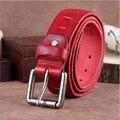 Cinturones Cinturones de Diseñador Hombres de Alta Calidad Diseñador Cuero Genuino Hebilla Personalidad Femenina Cinturón Ancho de Ancho Cinturones Para Hombre