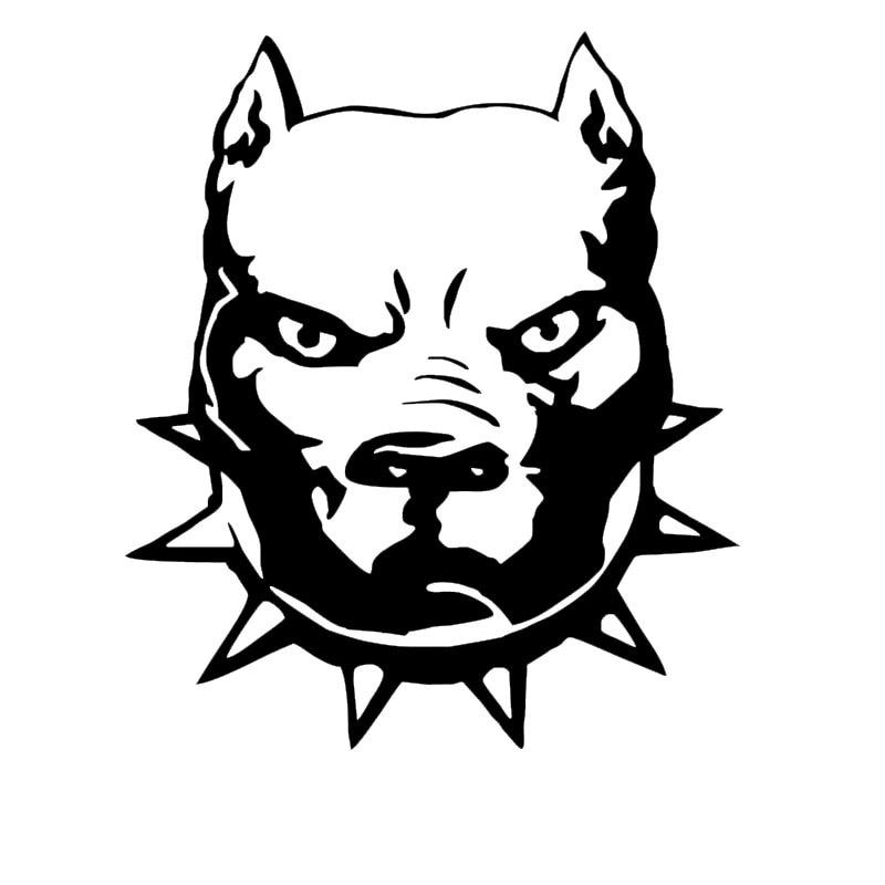 11++ Gambar logo kepala anjing terbaru