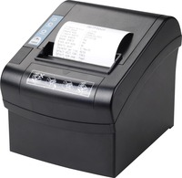 NETUM High Speed Printing 80mm thermal receipt printer 80mm usb thermal printer usb pos system supermarket NT 806