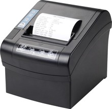 NETUM High Speed Printing 80mm thermal receipt printer 80mm usb thermal printer usb pos system supermarket NT-806