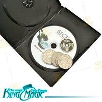 חולה מטבעות משלוח חינם מלך אבזרי טריקים צעצועי וידאו דואר אלקטרוני אליך