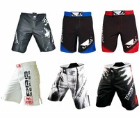 Men MMA Shorts Boxing Trunks Bad Man Fight Shorts Boxing Pants Jiu Jitsu Muay Thai Pants Thin Muay Thai Training Shorts