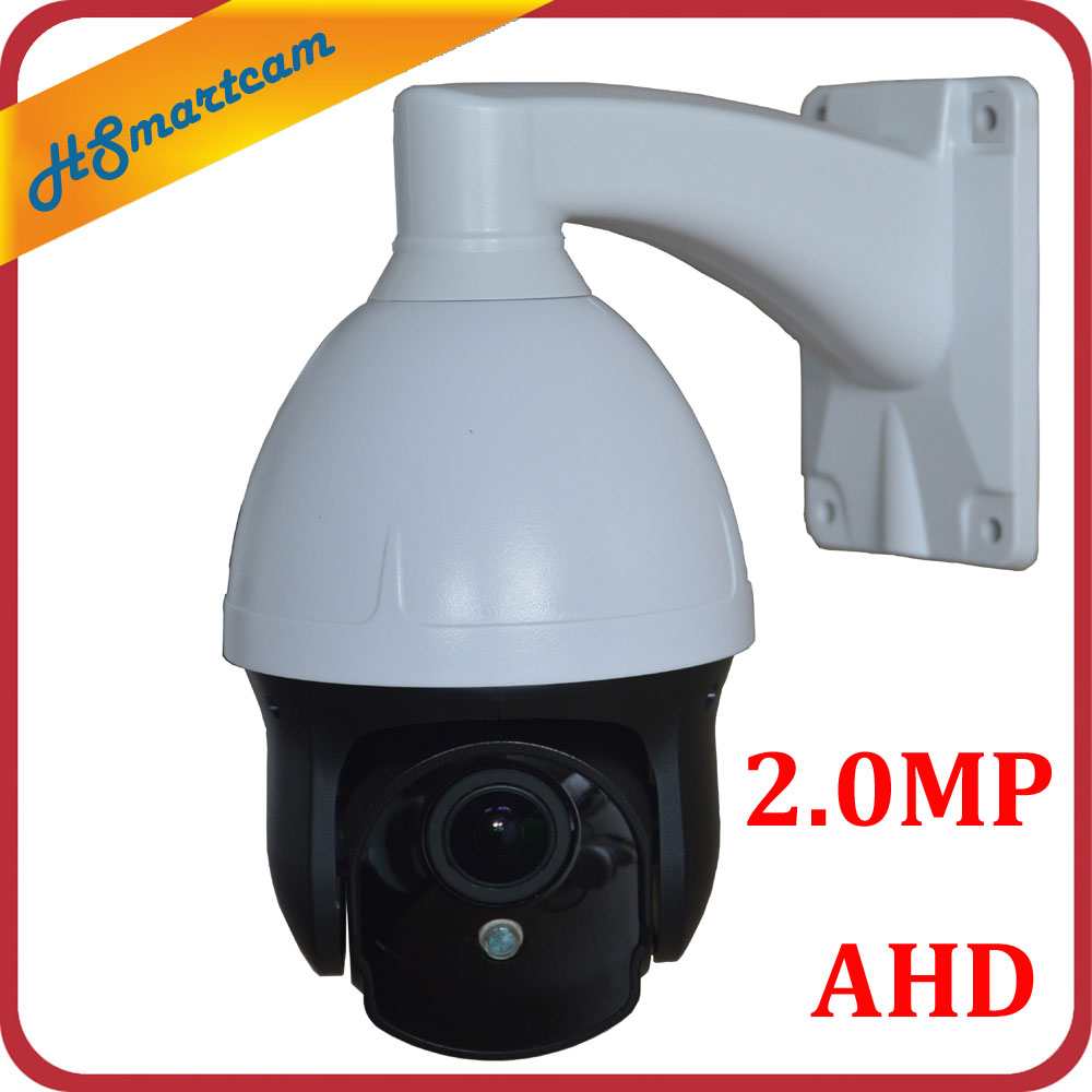 New Outdoor CCTV Security AHD 1080P 2.0MP Mini Waterproof Dome PTZ Camera 3X ZOOM 2.8 8mm Lens Auto Focus PanTilt Rotate Camera