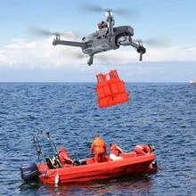 خفيفة الوزن الهواء قاذف ل DJI Mavic 2 برو/التكبير Drone خاتم الزواج هدية الصيد الطعم الطوارئ الإيدز الهواء اسقاط نظام قاذف