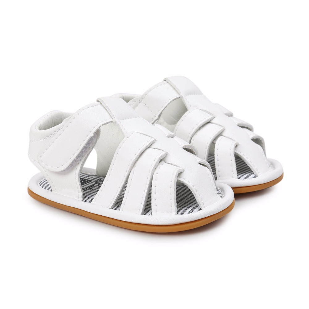 White-Color-Summer-Autumn-Newborn-Baby-Boy-Sandals-Clogs-Shoes-Casual-Breathable-Hollow-For-Kids-Children-Toddler-5