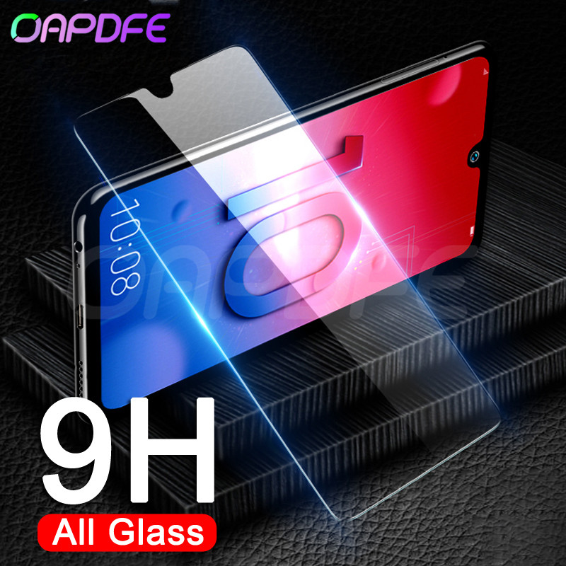 Premium Tempered Glass On The For Huawei Honor 10 9 8 Lite Honor 8X V10 V20 V9 Play Screen Protector Protective Glass Film Case