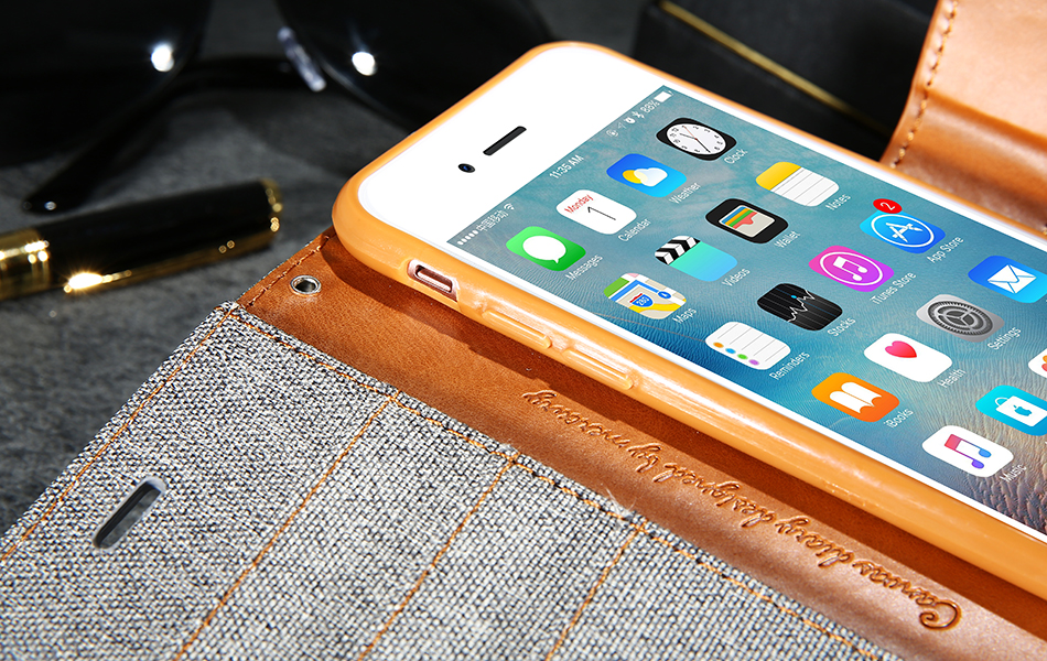 DOEES Luxury Stand Wallet Flip Cases For iPhone 6 6S Plus 7 5 5S SE Fashion Card Slot Leather Cover For iPhone 7 6 5 S With LOGO (22)