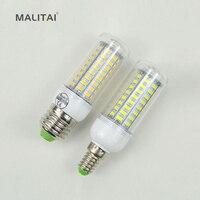 1Pcs 2015 Full NEW LED Lamp E27 E14 3W 5W 7W 12W 15W 18W 20W 25W
