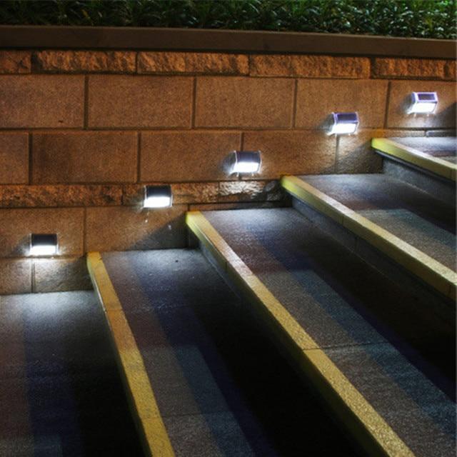 Solaire Rechargeable Nuit solaire lampe lumière Mur PIR Motion ...