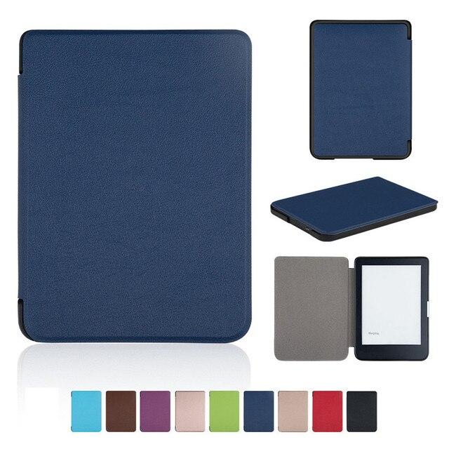 "ZGPAX Tabletten e bücher Fall Folding Folio Fall Für 2018 KOBO CLARA HD 6 zoll Ebook Ecke Schutz Smart tablet Fall 6 ""A40-in Tablets & E-Book-Hülle aus Computer und Büro bei"
