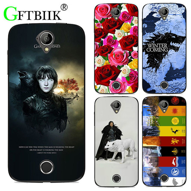 For Game Of Thrones 7 Case Acer Liquid Z320 M320 Z330 M330 Cover Soft Silicone