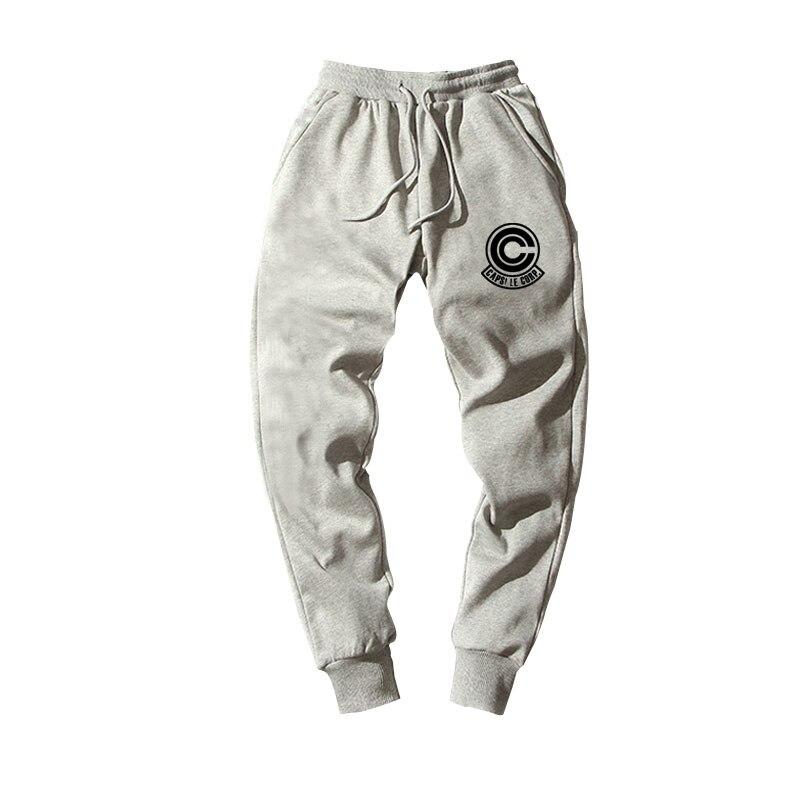 Dragon Ball Hip Hop Japan Street Style Sweatpants Fashion Casual Japanese Streetwear Goku Pants Student Youth Sweatpants Pant