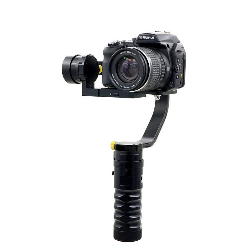 3 Axis Brushless Handheld Steady Mobile Phone DSLR Camera Stabilizer Gimbal Selfie Monopod AFI 3SD