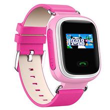 2016 Newest GPS GSM GPRS Smart Watch For Kids Intelligent Locator Tracker Anti-Lost Remote Monitor Smart Watch