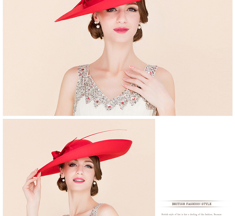 2_bow hat for woman