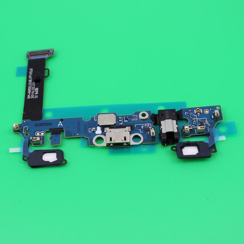 YuXi USB Charging Port Flex Cable For Samsung Galaxy A9 A9100 Micro Dock Port Connector Board