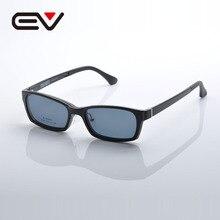 Top unisex polarizadas gafas de sol elegantes de la vendimia mujeres de los hombres de alta calidad lente polaroid gafas de sol gafas de sol gafas hombre ev1416