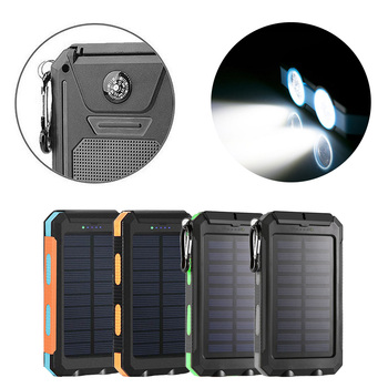 Everything Is Solar™ Power Bank 20000 mAh Dual USB Charger
