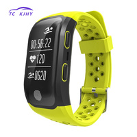 2018 Auto Bluetooth GPS Tracker Wristband Professional Waterproof Smart Bracelet Heart Rate Monitor Fitness Tracker Smart Band