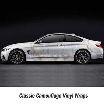 Camouflage Vinyl Wrap Film Auto Sticker Vinyls Film Camouflage Car