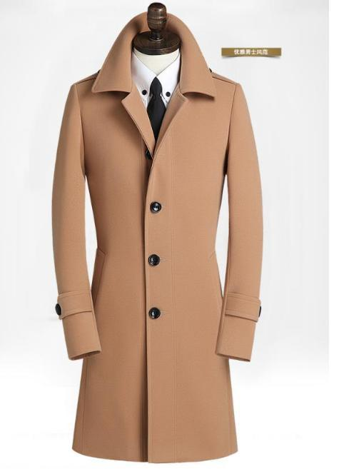 Compare Prices on Mens Cashmere Coat- Online Shopping/Buy Low ...