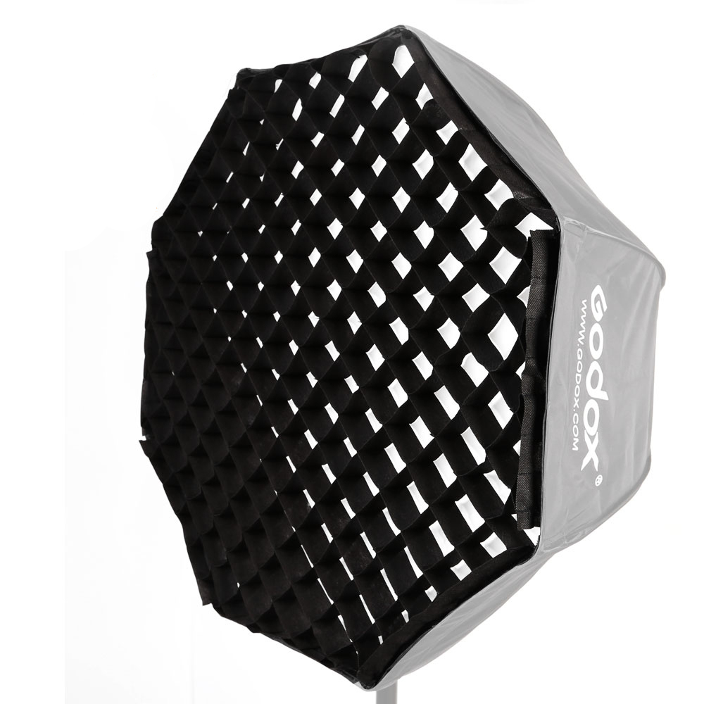 "Godox 120cm/47 "" 120 Cm Black Single Grid For Umbrella"