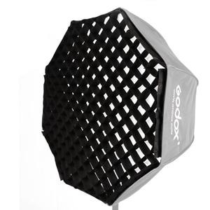 "Image 1 - Godox rejilla individual para paraguas, 120 cm/47 "", 120 cm, negro, Softbox octagonal para estudio fotográfico, Flash Speedlight Riflettore"