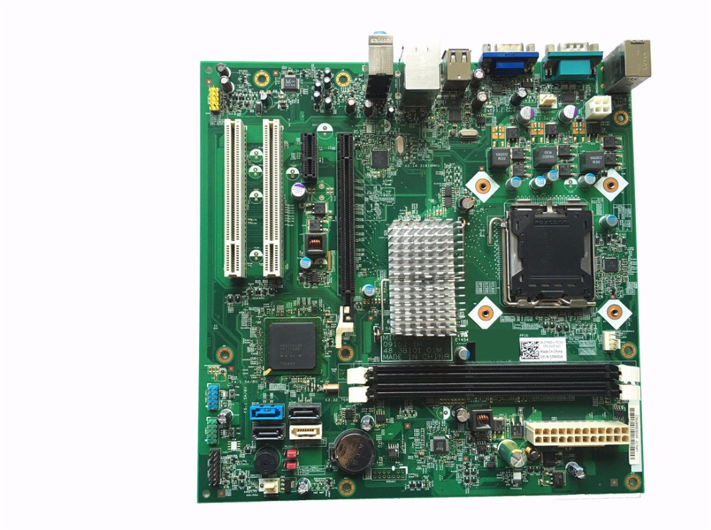 7N90W Desktop motherboard mainboard For DELL V230 230