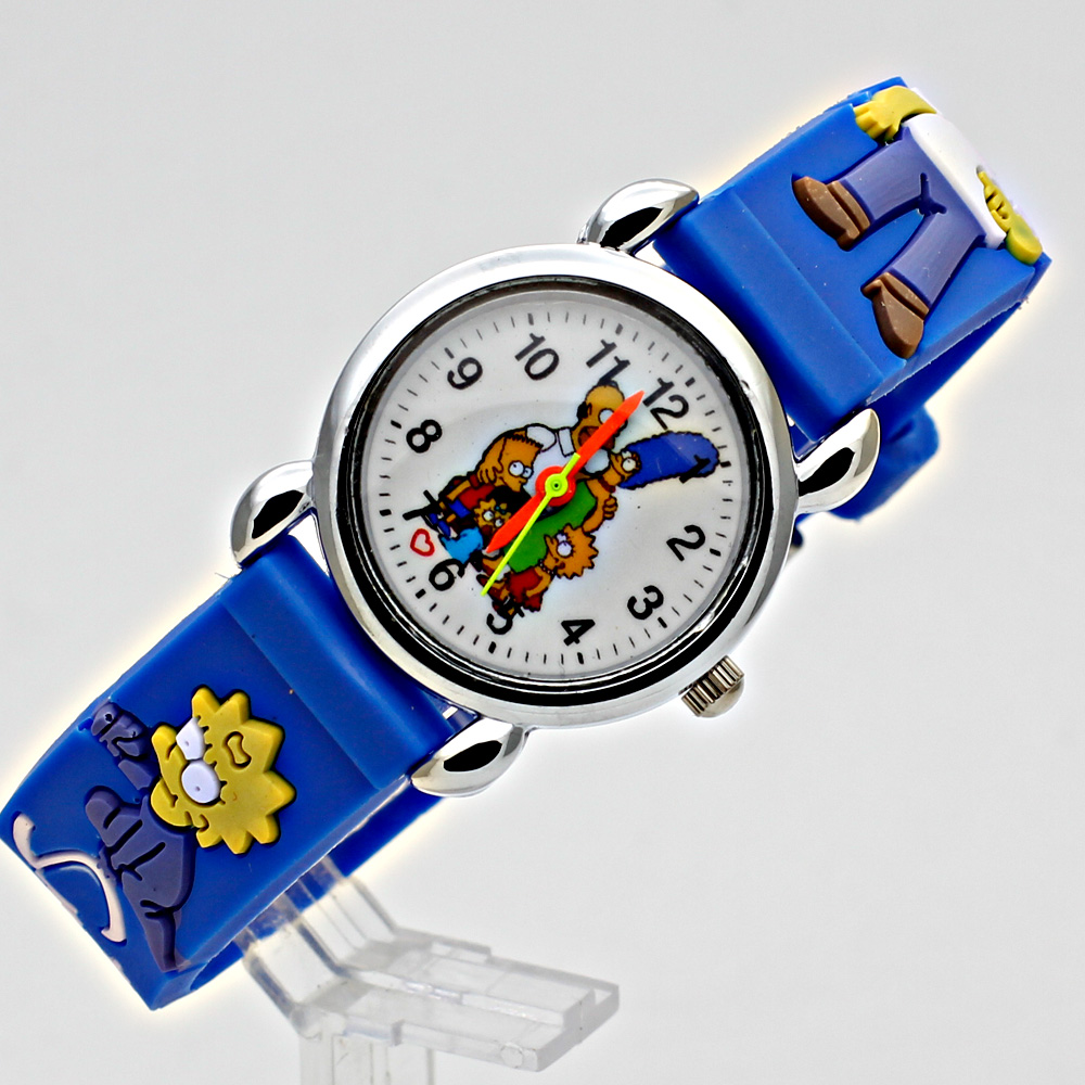 2018 Ny Silikone Candy Jelly Color Student Watch Piger Ur Fashion ure - Børneure - Foto 3