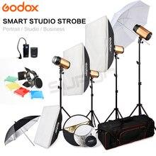 Godox 250SDI 4 x 250W Studio Flash Light stand with Carry Bag Soft Box 1000Ws kit 110V-240V pro studio flash strobe light stand carry case bag light kit bag cb 05 page 5
