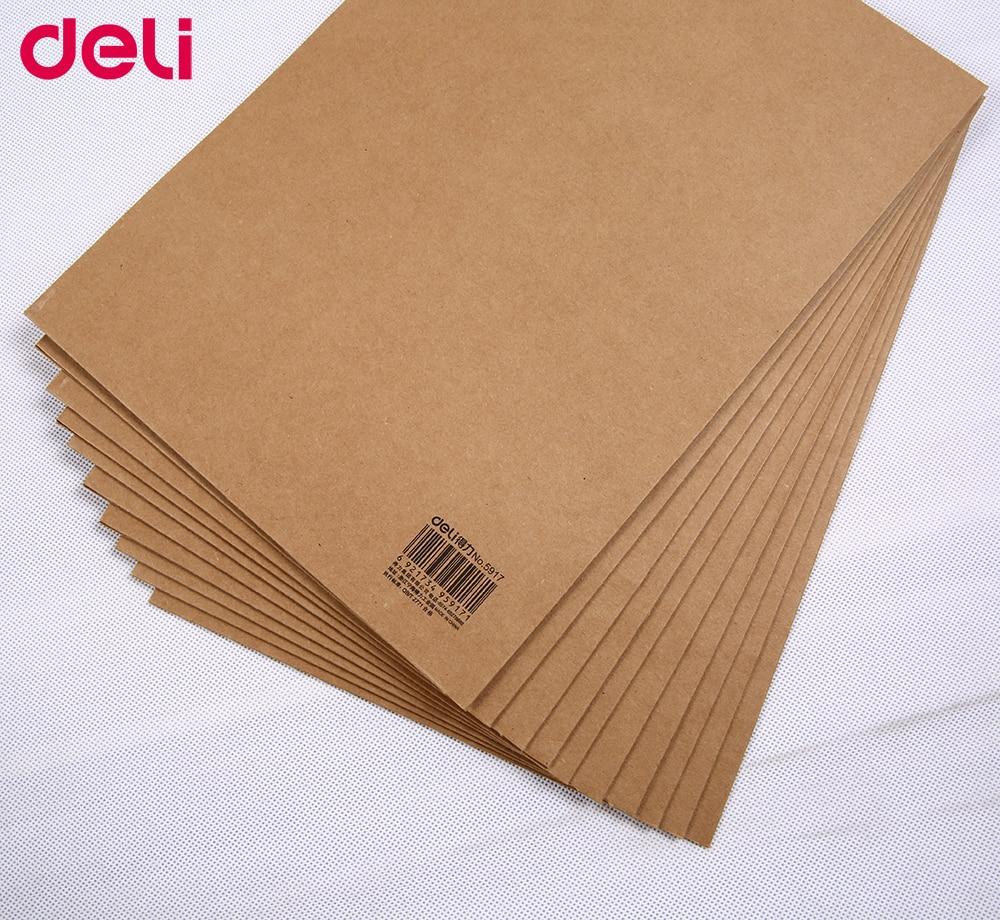 A4 10pc/set file folders 1
