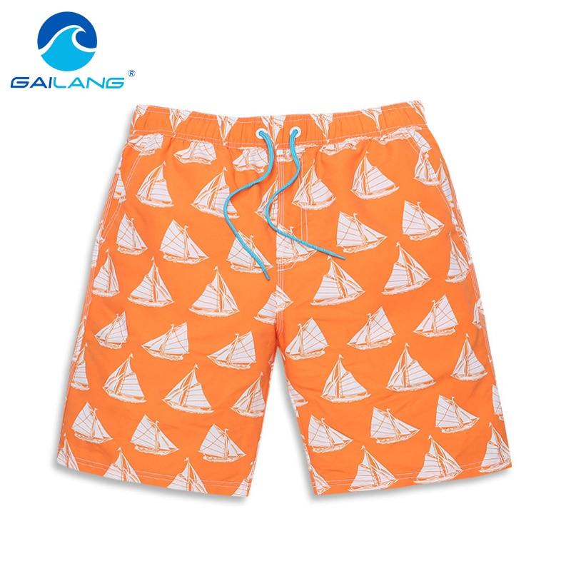 8a17b1725e Gailang Brand Men Casual Beach Shorts Man Swimwear Trunks Sea Men's Board  Shorts Gay Big Size XXXL Casual Shorts Swimsuits-in Board Shorts from Men's  ...