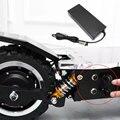 67 2 в 5А быстрая зарядка Мощное зарядное устройство 11 дюймов электрический скутер термостойкость электрический скутер аксессуары зарядное ...