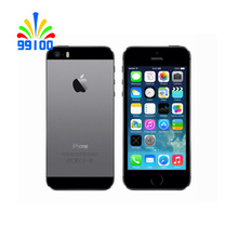 16 GB Originele Apple Iphone 5 s Unlocked iOS 1 GB RAM 16 GB ROM Touch ID Vingerafdruk uitstekende voorwaarden telefoon(China)