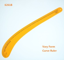Multifunctional Curve Ruler Sewing Curve Ruler Chiban sample Chiban Comma-foot daguerreotypes Rulers clothes tools 6261b
